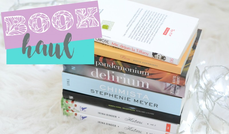 BOOK HAUL #1 |VIDEO
