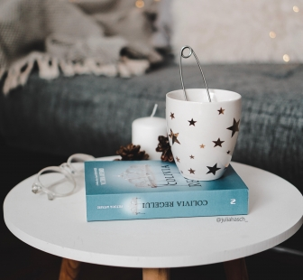 Grab a cup of tee and a good book